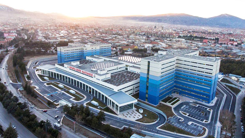 Isparta Şehir Hastanesi Temiz Oda Performans Testleri