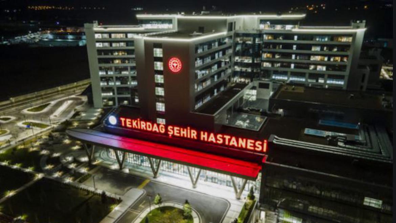 Tekirdağ Şehir Hastanesi