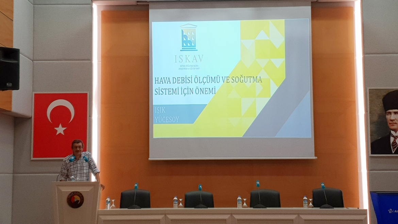XIV. ISKAV-TOBB İklimlendirme Meclisi 2018 Ulusal İKS Eğitmenleri Konferansı