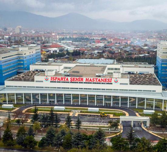 Isparta Şehir Hastanesi