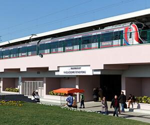 Marmaray Kazlıçeşme Metro İstasyonu
