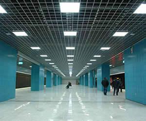 Marmaray Üsküdar Metro İstasyonu