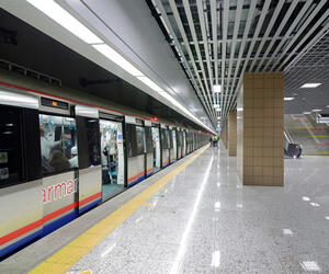 Marmaray Yenikapı Metro İstasyonu