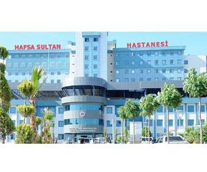 CBÜ Hafsa Sultan Hastanesi