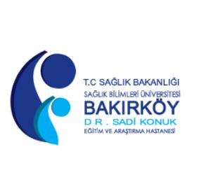 Bakırköy Dr. Sadikonuk Eğitim ve Araştırma Hastanesi